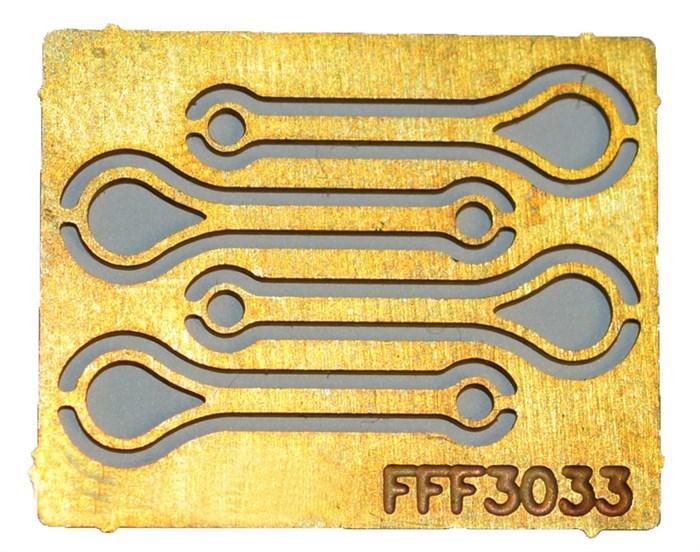 Вант-путенс со штангой 2,5 мм (4 ШТ)  - фото 4491