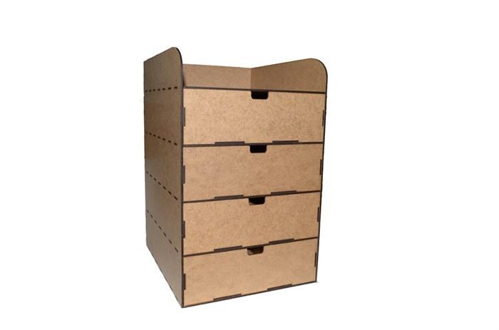 Органайзер на 4 ящика - фото 4612