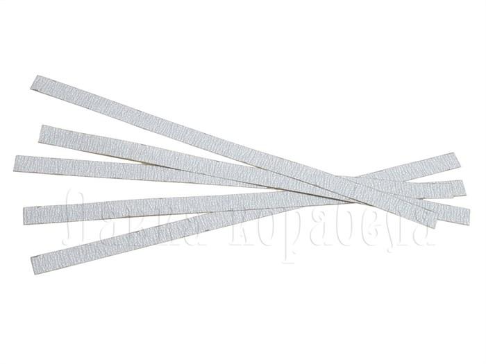Шлифовальная бумага по дереву P320 230x10мм 5 шт - фото 5197
