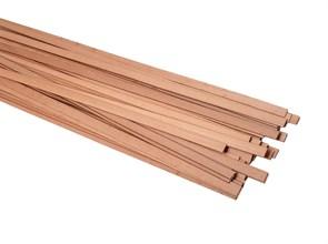 Рейки груши толщиной 0,5мм (50шт)