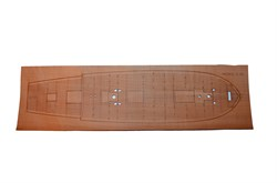 Палуба из груши на Феникс (стандарт) - фото 4450