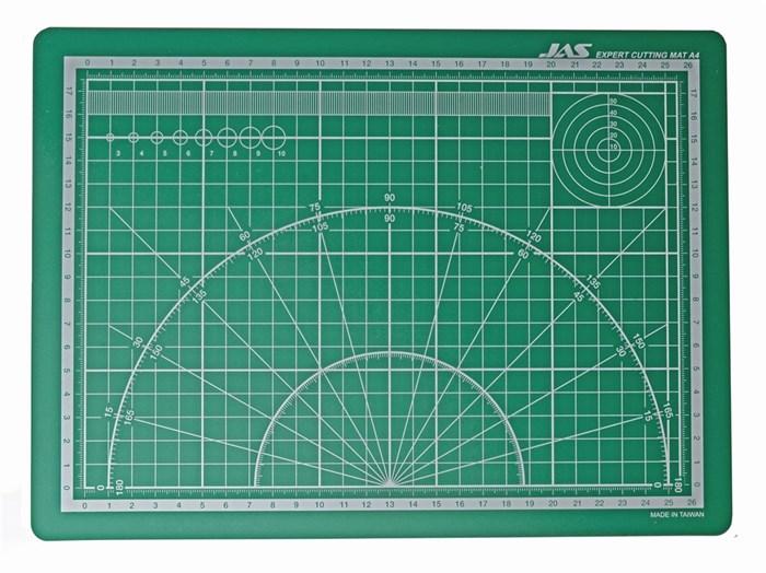 Самовосстанавливающийся 3-х слойный коврик A4  30 x 20 см - фото 4770
