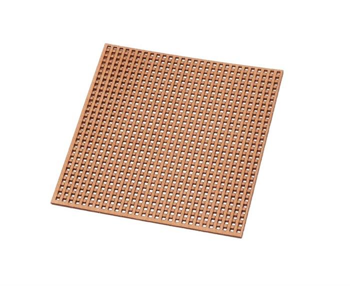 Рустерная решетка отверстие 0.45мм - фото 4828