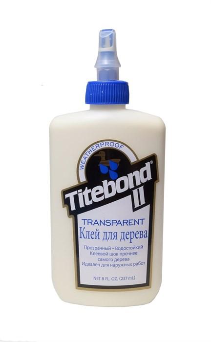 Клей для дерева Titebind II 237мл прозрачный - фото 4835