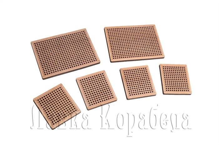 Рустерные решетки для Повелителя Морей - фото 5211