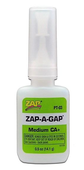 Цианокрилатный клей Zap 14г - фото 5551
