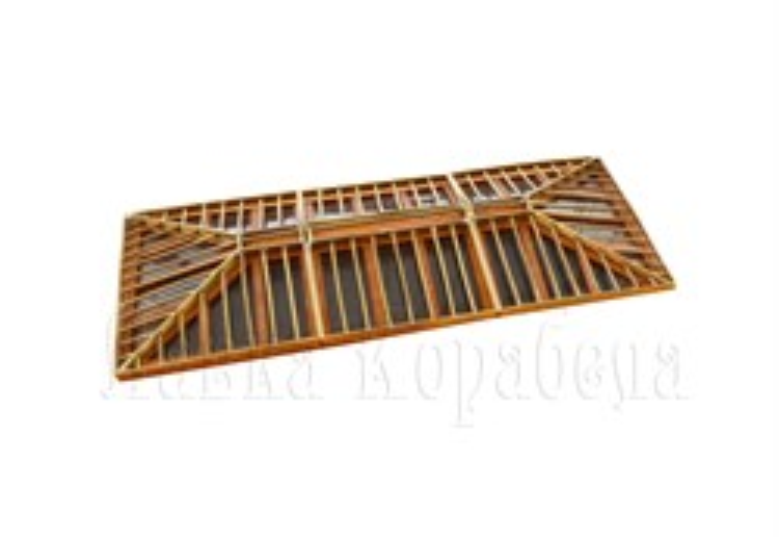 Комплект для сборки решетки 55x28мм - фото 6036