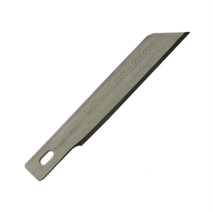 Лезвие для ножей 0,6х9х80мм, 6шт - фото 6330