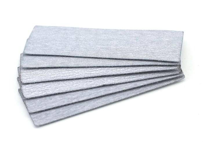 Набор наждачной бумаги на липучке 6шт, P240, P320, P400 - фото 6343