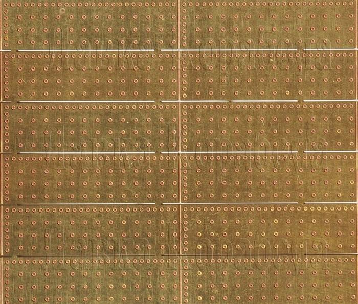 Обшивка днища кораблей  XVIII-XIX веков 1:72 - фото 6517