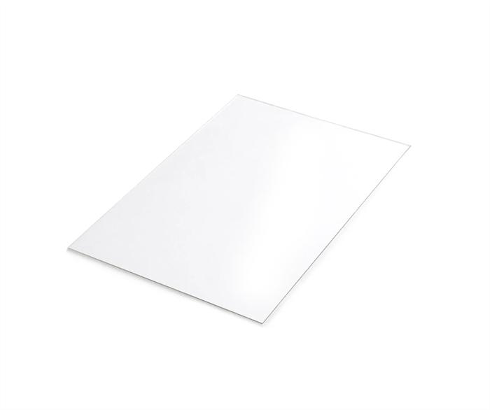 Прозрачный пластик 18x12мм, ПЭТ 0.2мм 5шт - фото 6548