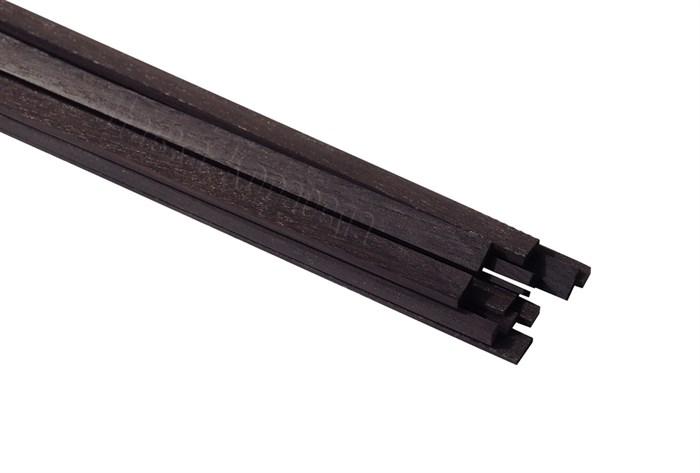 Рейки черного граба 3х2мм 2шт - фото 6573