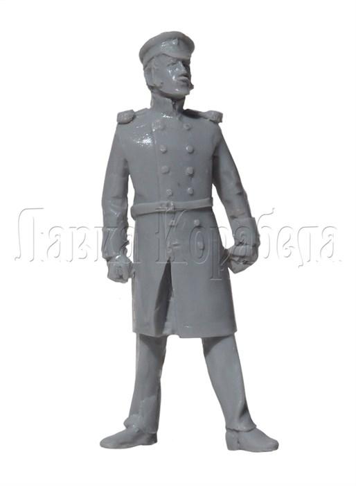 Фигурка офицера XIX век - фото 6644