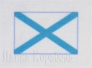 Андреевский флаг 31x21мм