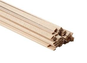 Рейки липы толщиной 1,5мм (50шт)