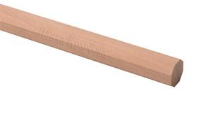 Рейка груша восмигранная 4x4мм